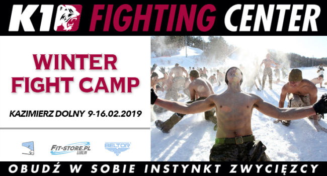 Winter Fight Camp 2019